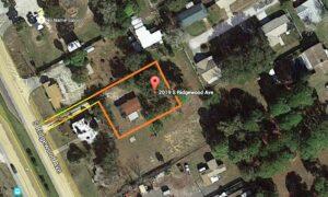 2019 S Ridgewood Ave. Aerial View