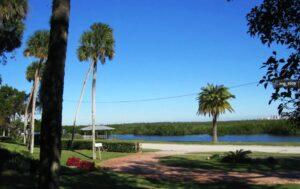 View to Riverside Drive