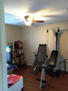 Exercise Room/Bedroom 3