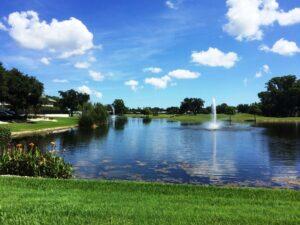 Lakes & Fountains