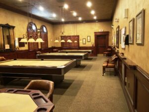 Billiard/Card Room