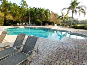 Heated Community Pool