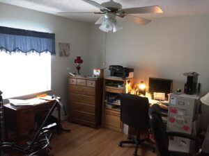 3rd Bedroom/Office