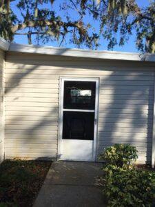 Utility Room Entrance