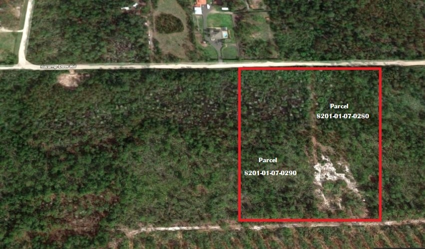5 Acre Wooded Parcel