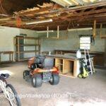 Detached Garage with Workshop 40'x26' Interior
