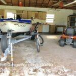 Detached Garage with Workshop 40'x26' Interior 2