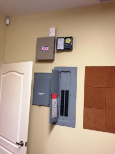 Electrical & Security Panels