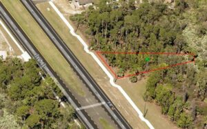 Volusia County Aerial View